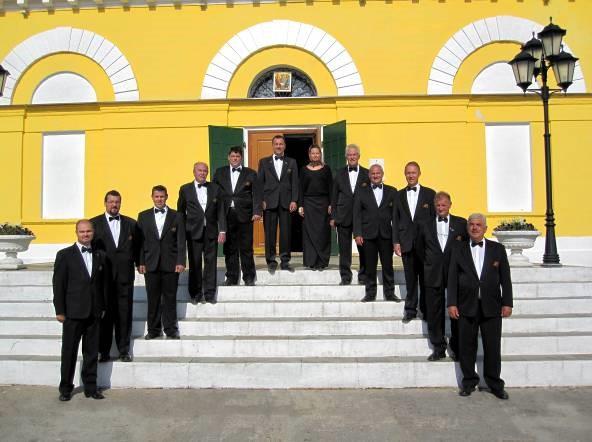 Vokalna skupina Chorus '97 Miren